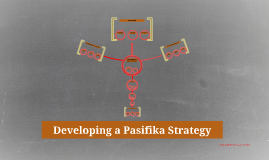 Developing a Pasifika Strategy