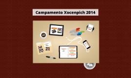 Campamento Xocenpich 2014