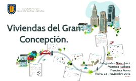 Viviendas del Gran Concepción