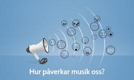 Musiken i vår värld