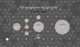 P.E Assignment