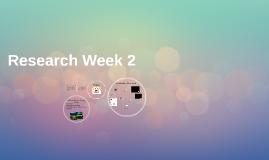 2017 Research Week 2: Qualitative Design