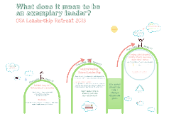 OSA Leadership Retreat - What is a leader?