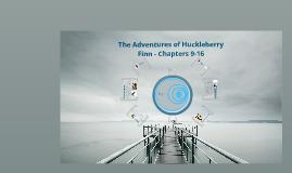 Huckleberry Finn Chapter 9-16 (IN 3D!) v2