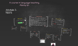A course in language teaching.