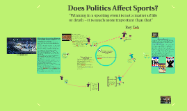 Does Politics Affect Sports?