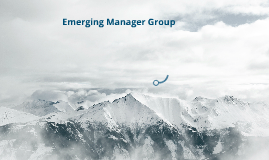 Emerging Manager Group