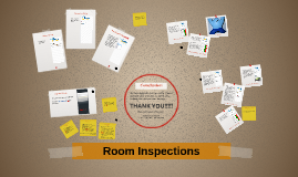 Room Inspections