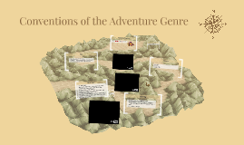 Conventions of the Adventure Genre