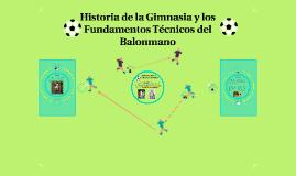 Historia de la gimnasia y los fundamentos tecnicos