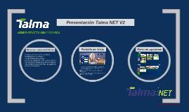 Presentación Talma Net V2