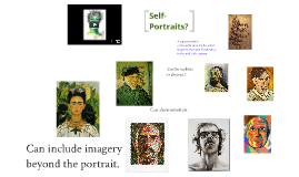 Copy of Abstract Expressionist Portraits