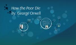 How the Poor Die