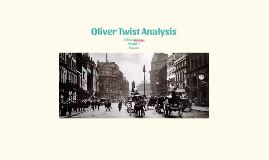 Oliver Twist Analysis