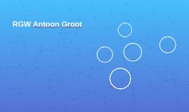 RGW Antoon Groot
