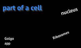 part of a cell