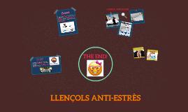 LLENÇOLS ANTI-ESTRÈS