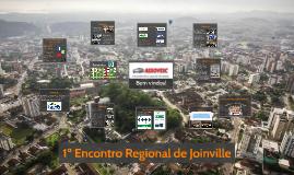 1º Encontro Regional de Joinville
