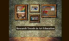 Research Trends in Art Education