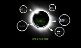 El IVA-Ecuador