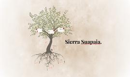 Sierra Suapaia.