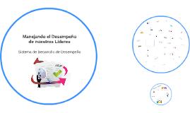 Copy of Manejando el Desempeño