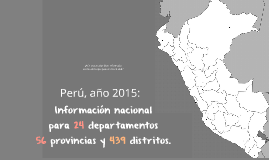 Copy of Perú: