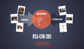 RYLA 4240-2015