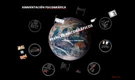 Copy of PERFILES PSICOGRÁFICOS