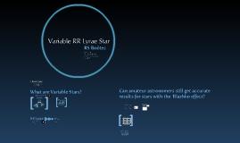 COSMOS Astrophysics: RR Lyrae star RS Boo
