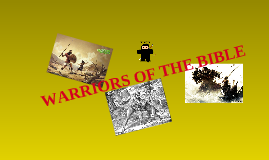 Warriors that were, and We are