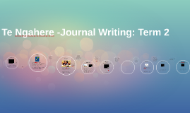 Journal Writing: Term 2 2017