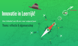 Innovatie in Leerrijk!