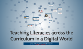 Teaching Literacies across the Curriculum in a Digital World