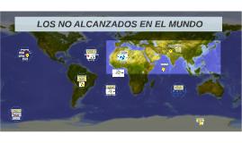 LOS NO ALCANZADOS