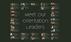 Copy of Orientation Leader 2010 Staff
