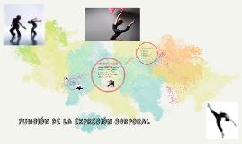 Función de la expresión Corporal