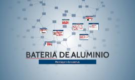 Copy of BATERIA DE ALUMINIO