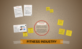 FITNESS INDUSTRY