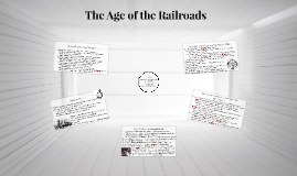 The Age of the Railroads