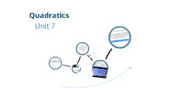 Quadratics