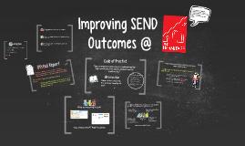 Improving SEND outcomes @