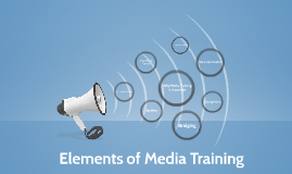Session #10 (October 28):  Elements of Media Training