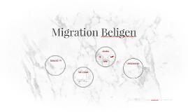 Migration Beligen