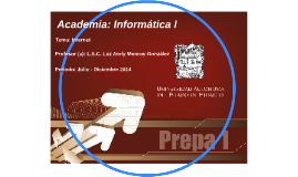 Academia Informática I