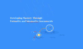 Developing Mastery in Student Understanding