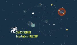 MALCOLM X: STARS Registration: FALL 2017