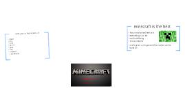 minecraft finally