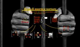 Pena di morte e torture