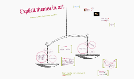 Copy of ToK Presentation- The Use of Explicit Images and Ideas in Art